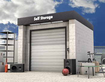 Search for self-storage locations